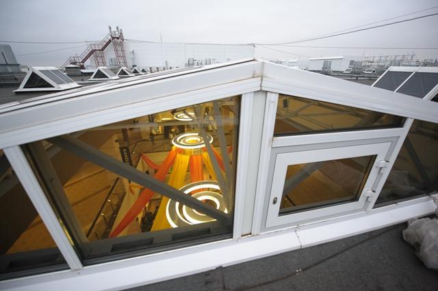 Остекление крыши в Уфе