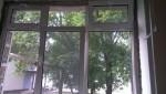 Окно для детского бокса готово!