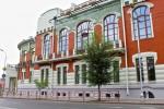 Деревянные евроокна ВИСЛА для музея.